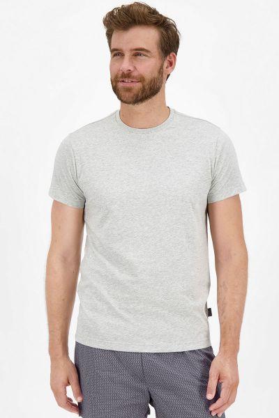 Jockey Crew T-Shirt Grey Marle