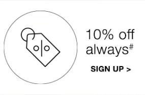 10% Off Membership